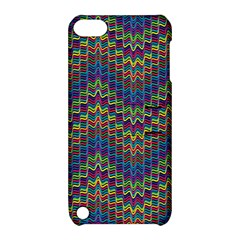 Decorative Ornamental Abstract Apple iPod Touch 5 Hardshell Case with Stand by Nexatart