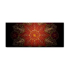 Floral Kaleidoscope Cosmetic Storage Cases by Nexatart