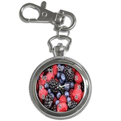 Forest Fruit Key Chain Watches by Nexatart