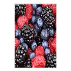 Forest Fruit Shower Curtain 48  X 72  (small)  by Nexatart