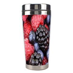 Forest Fruit Stainless Steel Travel Tumblers by Nexatart