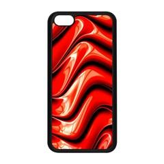 Fractal Mathematics Abstract Apple Iphone 5c Seamless Case (black) by Nexatart