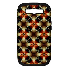 Kaleidoscope Image Background Samsung Galaxy S III Hardshell Case (PC+Silicone)