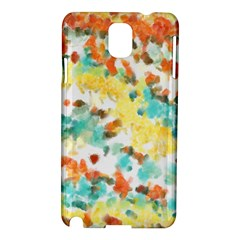 Retro Watercolors                                                     			samsung Galaxy Note 3 N9005 Hardshell Case by LalyLauraFLM
