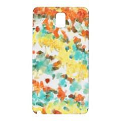 Retro Watercolors                                                     samsung Galaxy Note 3 N9005 Hardshell Back Case by LalyLauraFLM