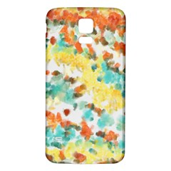 Retro Watercolors                                                     samsung Galaxy S5 Back Case (white) by LalyLauraFLM
