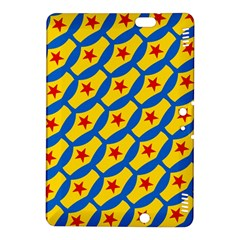 Images Album Heart Frame Star Yellow Blue Red Kindle Fire Hdx 8 9  Hardshell Case by Jojostore