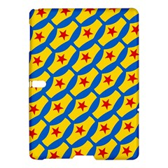 Images Album Heart Frame Star Yellow Blue Red Samsung Galaxy Tab S (10 5 ) Hardshell Case  by Jojostore