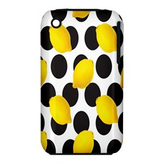 Orange Lime Fruit Yellow Hole Iphone 3s/3gs by Jojostore