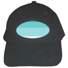 Rainbow Flag Black Cap by Jojostore