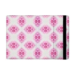 Peony Photo Repeat Floral Flower Rose Pink Ipad Mini 2 Flip Cases by Jojostore