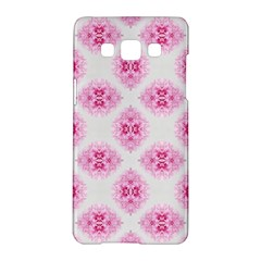 Peony Photo Repeat Floral Flower Rose Pink Samsung Galaxy A5 Hardshell Case  by Jojostore