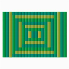 Pattern Grid Squares Texture Large Glasses Cloth by Nexatart