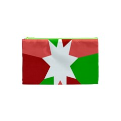Star Flag Color Cosmetic Bag (xs) by Jojostore
