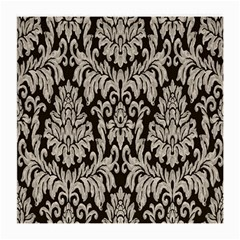 Wild Textures Damask Wall Cover Medium Glasses Cloth