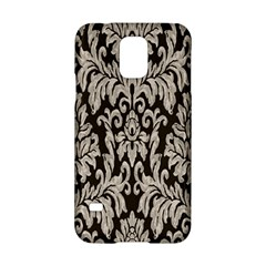 Wild Textures Damask Wall Cover Samsung Galaxy S5 Hardshell Case  by Jojostore