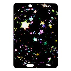 Star Ball About Pile Christmas Amazon Kindle Fire Hd (2013) Hardshell Case by Nexatart