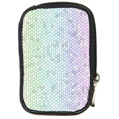 The Background Wallpaper Mosaic Compact Camera Cases by Nexatart