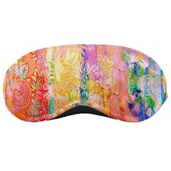 Watercolour Watercolor Paint Ink  Sleeping Masks by Nexatart