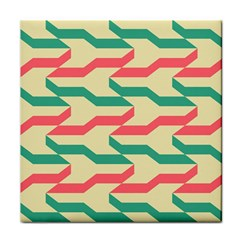 Exturas On Pinterest  Geometric Cutting Seamless Tile Coasters