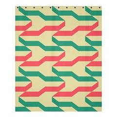 Exturas On Pinterest  Geometric Cutting Seamless Shower Curtain 60  x 72  (Medium)  by Jojostore