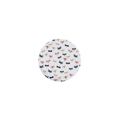 Dragonflies Animals Fly 1  Mini Buttons by Jojostore
