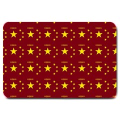 Chinese New Year Pattern Large Doormat  by dflcprints