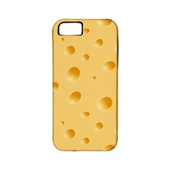 Seamless Cheese Pattern Apple Iphone 5 Classic Hardshell Case (pc+silicone) by Jojostore