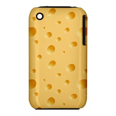 Seamless Cheese Pattern Iphone 3s/3gs by Jojostore