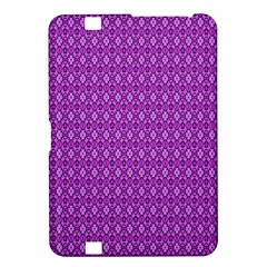 Surface Purple Patterns Lines Circle Kindle Fire HD 8.9