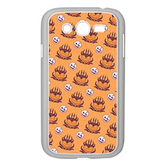 Helloween Moon Mad King Thorn Pattern Samsung Galaxy Grand Duos I9082 Case (white) by Jojostore