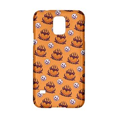 Helloween Moon Mad King Thorn Pattern Samsung Galaxy S5 Hardshell Case  by Jojostore