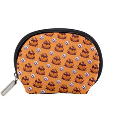 Helloween Moon Mad King Thorn Pattern Accessory Pouches (Small)