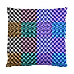 Alphabet Number Standard Cushion Case (two Sides) by Jojostore
