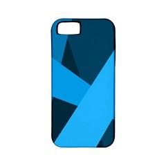 Blue Flag Apple Iphone 5 Classic Hardshell Case (pc+silicone) by Jojostore