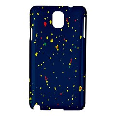 Christmas Sky Happy Samsung Galaxy Note 3 N9005 Hardshell Case by Jojostore