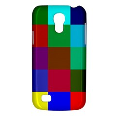 Chessboard Multicolored Galaxy S4 Mini by Jojostore