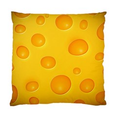 Cheese Standard Cushion Case (One Side) by Jojostore