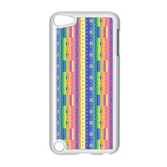 Psychedelic Carpet Apple Ipod Touch 5 Case (white) by Jojostore
