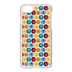 Star Ball Apple iPhone 7 Seamless Case (White) by Jojostore