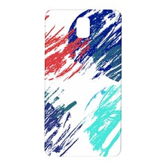 Scribbles                                                      samsung Galaxy Note 3 N9005 Hardshell Back Case by LalyLauraFLM