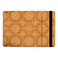 Intricate Modern Baroque Seamless Pattern Samsung Galaxy Tab Pro 10 1  Flip Case by dflcprints