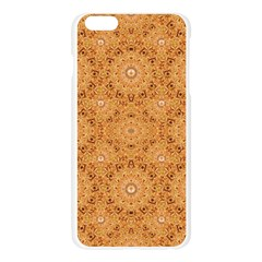 Intricate Modern Baroque Seamless Pattern Apple Seamless iPhone 6 Plus/6S Plus Case (Transparent) by dflcprints