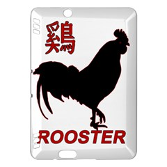 Year Of The Rooster   Chinese New Year Kindle Fire Hdx Hardshell Case by Valentinaart
