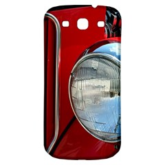 Antique Car Auto Roadster Old Samsung Galaxy S3 S Iii Classic Hardshell Back Case by Amaryn4rt