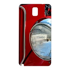 Antique Car Auto Roadster Old Samsung Galaxy Note 3 N9005 Hardshell Back Case by Amaryn4rt