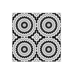 Pattern Tile Seamless Design Satin Bandana Scarf by Amaryn4rt