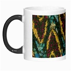 Painted Waves                                                         Morph Mug by LalyLauraFLM