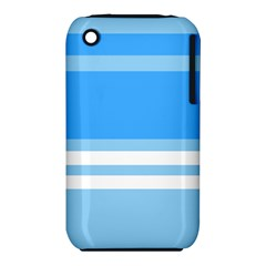 Blue Horizon Graphic Simplified Version Iphone 3s/3gs by Jojostore