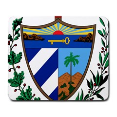 Coat Of Arms Of Cuba Large Mousepads by abbeyz71